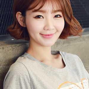 甜美发型 小脸女生适合的发型
