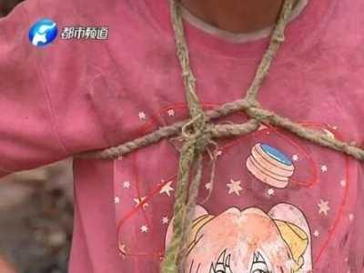 女孩被栓大树5年 女孩为什么被绑在树上