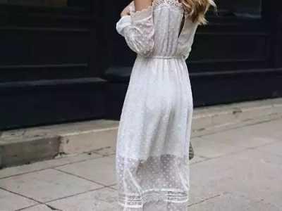 蕾丝短裙 怎么选择蕾丝裙